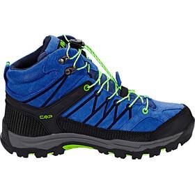 CMP Campagnolo Rigel Mid WP Trekking Shoes Junior royal-frog